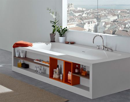 Origami-storage-bathtub