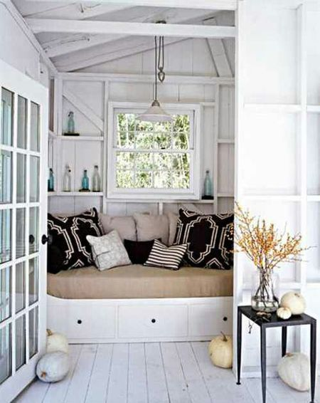 Cottage nook
