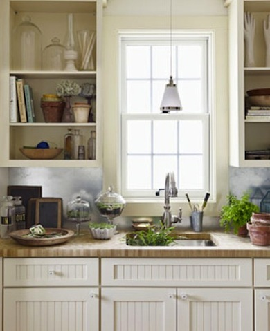 Dabbieri Blog: Metal Backsplashes in Your Kitchen