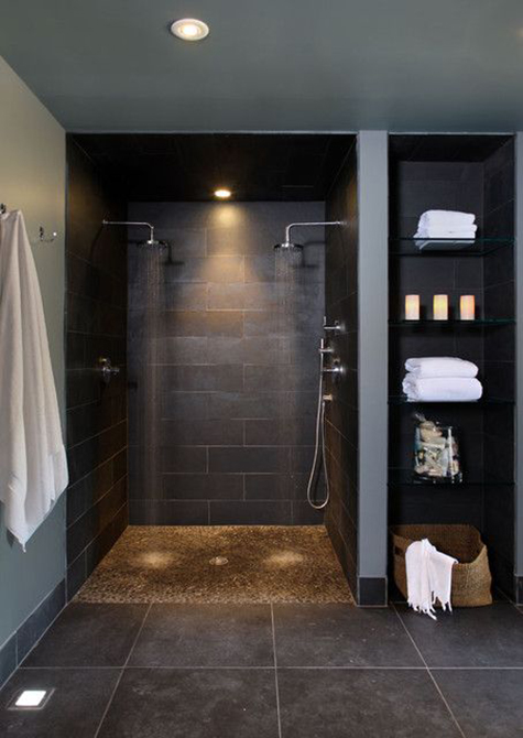 Dabbieri Blog The Appeal Of The Curb Less Shower