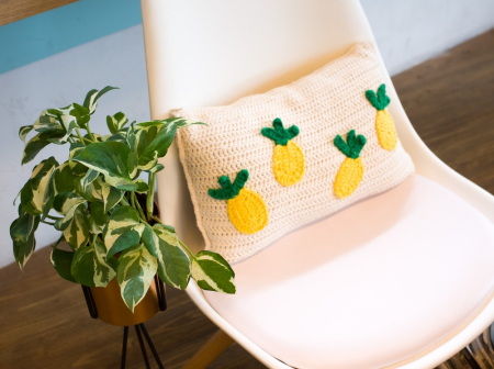 HandmadePineapplePillow