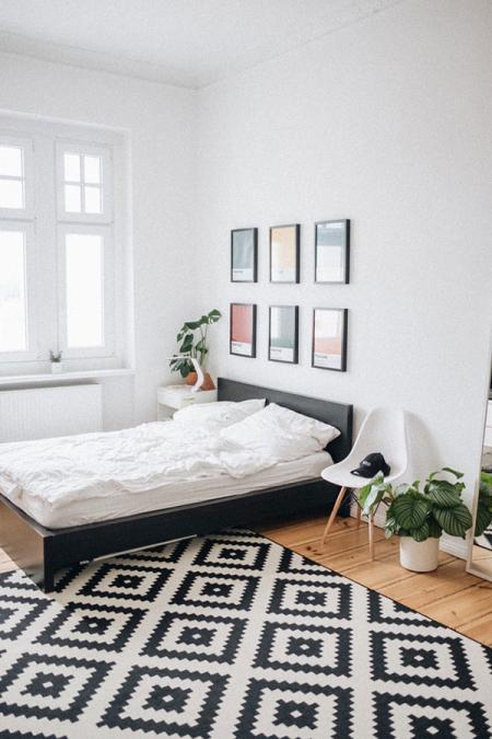 BedroomScandinavian