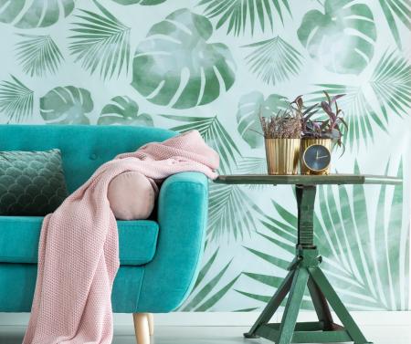Floral wallpaper1