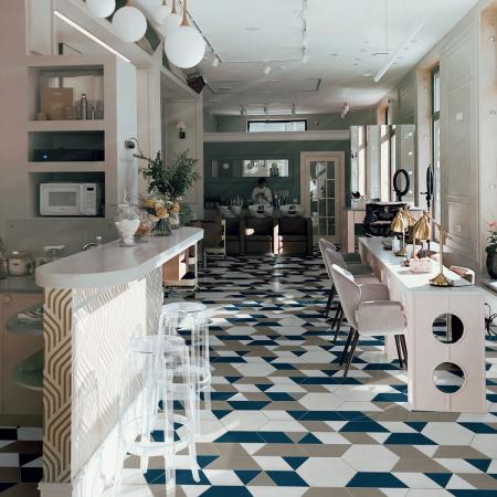 Daltile large format tile